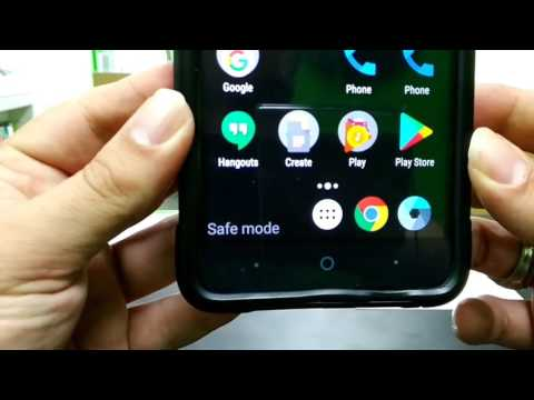 How To Turn Off Safe Mode and On ZTE Blade X Max Alcatel Idol 4 LG Stylo 3 ZTE Grand X4