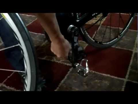 Removing Pedals From A Bicycle