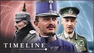 1918: The Final Months Of World War One   First World War   Timeline