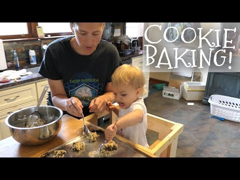 Baking Cookies with Aunt Emmy