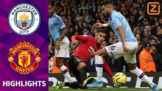 DE SENSATIONELE DERBY VAN MANCHESTER! | Man City vs Man U | Premier League 2019/20 |Samenvatting