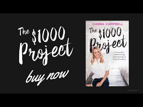 Inspiration To Change Your Money Mindset || Inside The $1000 Project || SugarMamma.TV