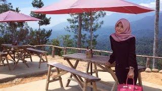 Panorama di Puncak Gunung Salak | Objek Wisata Aceh Utara