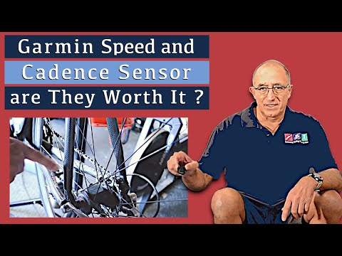 Garmins Speed and Cadence Sensors are they Worth It?