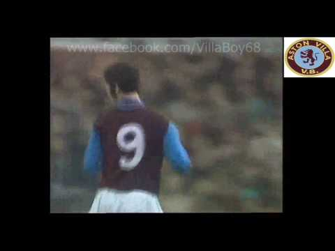 Aston Villa 2 Birmingham City  - League Div 1 - 27th Sept 1975