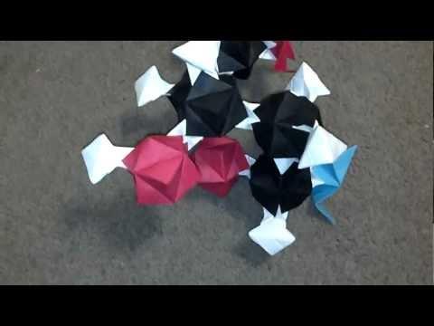 Origami DNA - Reinforced Sugar Bonds