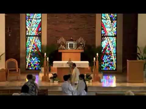 Friday Morning Mass
