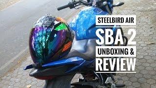 Woah! | Steelbird SBA 2 | Unboxing & Full Review