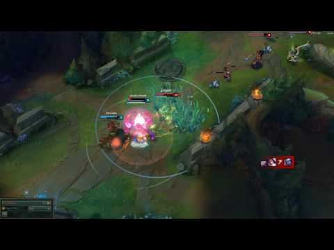 Fiora League of Legends Replays Montage Test