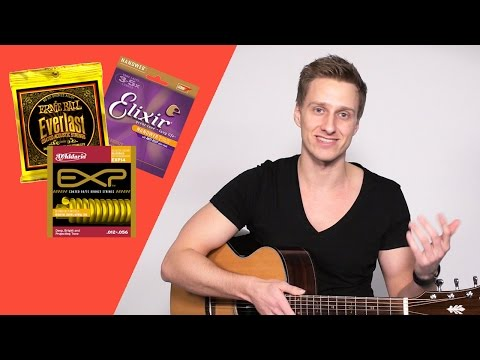 Which Guitar Strings and Gauges Should I Use?