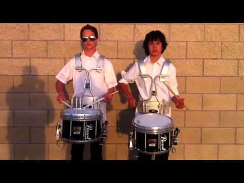 Snare duet: Ridiculous