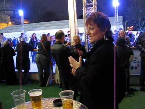 winterwonderland - cardiff - christmas eve 2008