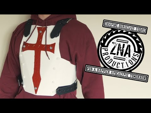 How to Make Stab-Proof Body Armor 👌🙏✝DEUS VULT✝💯💯