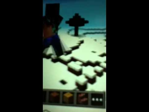 How to change your skin in Minecraft PE no IFile, Cydia ect