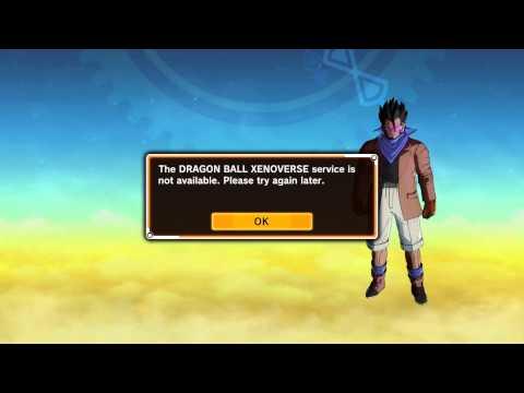 DRAGON BALL XENOVERSE Servers Are TRASH