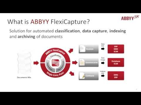 ABBYY FlexiCapture Application Server Web Services API