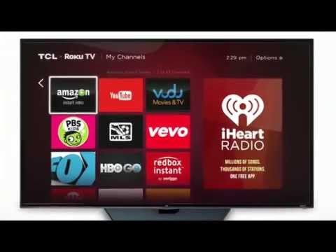 TCL Roku TV - The First Smart TV Worth Using