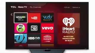 Tcl Roku Tv The First Smart Tv Worth Using