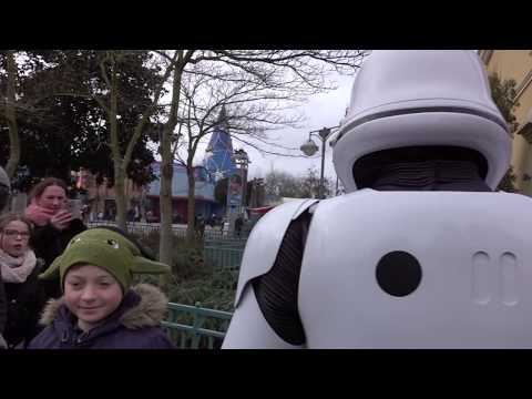 Star Wars Season of the Force Disneyland Paris 2017 All shows Walt Disney Studios Park 2017. :)