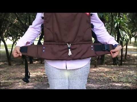 Baby Carrier For Newborn Baby : Tugeda Ideal Soft Structured Carrier Special Features