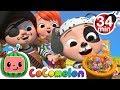 Halloween Pumpkin Patch Song More Nursery Rhymes amp Kids Songs CoCoMelon