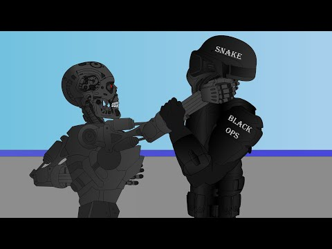 Animated Advanced Warfare - Episode 1 - Port