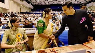 Best Moments Of National Awards 2017