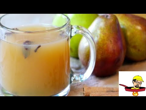 How To Make Triple Pear Cider