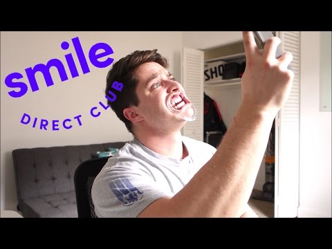 Smile Direct Club Impression Kit - At Home Dental Impressions
