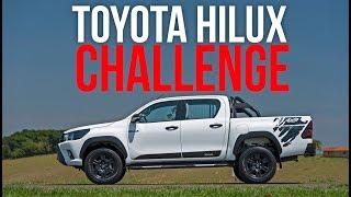 Nova Toyota Hilux Challenge 2018