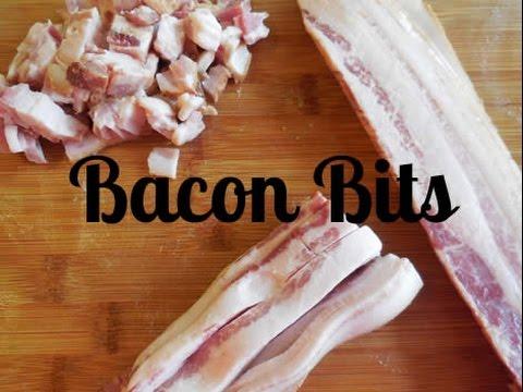 How To Make Bacon Bits ~ Paleo, AIP Recipes