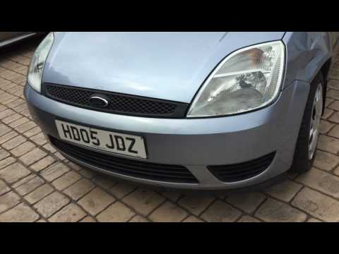 2005 Ford Fiesta 1.6 Automatic - Insurance Claim (C) Active Autos