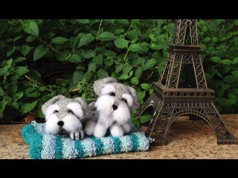 DIY Puppy Plushie