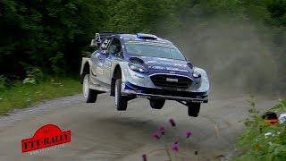 WRC Neste Rally Finland 2017 [HD] | Big Jumps | Sideways | Maximum Attack | by Ftt-Rally