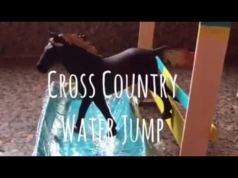 Create a Cross Country WaterJump