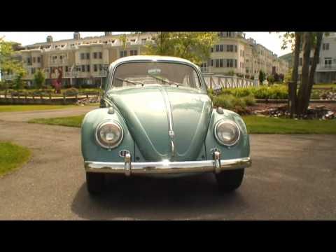 Classic 1960 VW Volkswagen Beetle Bug Sedan on Auction Type 1