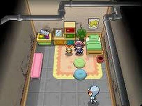 Pokemon Black and White Victini Event Exclusive Gameplay