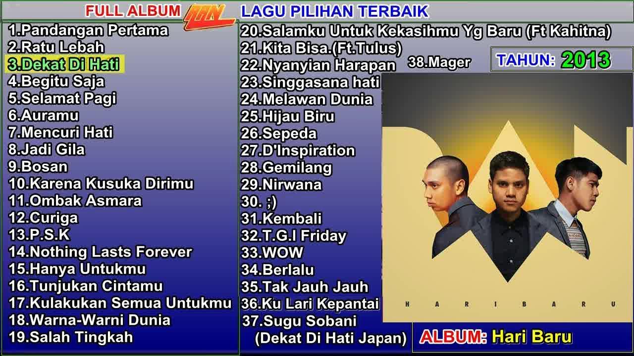 Download RAN FULL ALBUM TERBAIK- Pilihan Lagu Terpopuler 2007 - 2020 MP3 Gratis