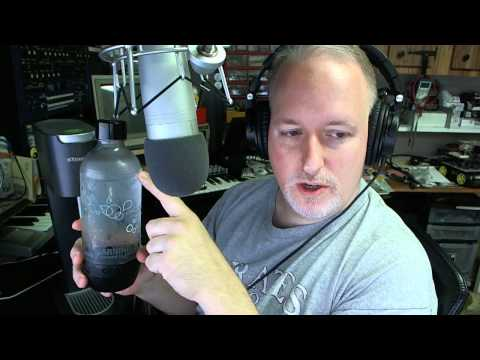 SodaStream Genesis Use and CO2 Replacement