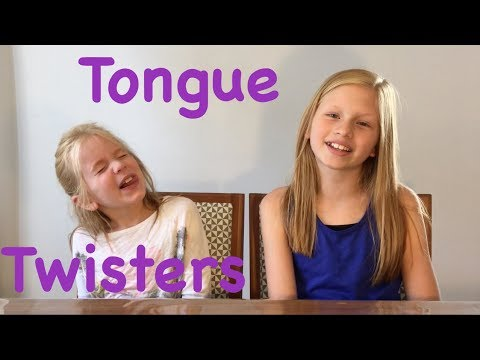 Turkish Tongue Twisters - Tekerlemeler
