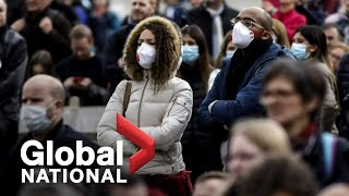 "Global National: Feb. 27, 2020 | Coronavirus has ""pandemic potential"" as cases rise globally"