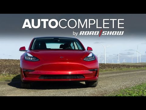 AutoComplete: Tesla unveils AWD, performance Model 3 specs