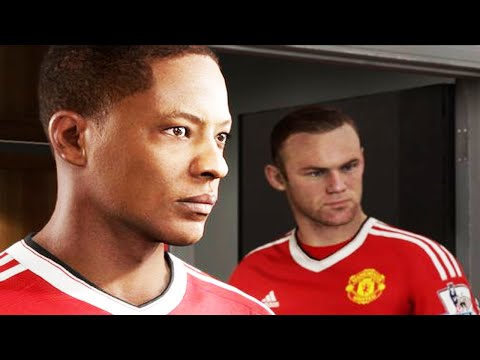 """FIFA 17 """"The Journey"""" Brings Story Cutscenes to a New Single Player Career Mode - E3 2016"""