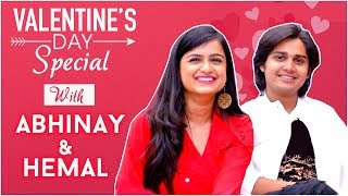 Abhinay Berde & Hemal Ingle