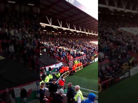 Bristol city football club beat Cardiff football club 2017