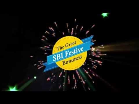 The Great SBI Festive Bonanza on SBI Home Loans & Car Loans