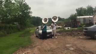 Tuba Battle (eli/jose Vs Rashad/cory)
