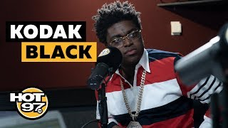Download Things Get Awkward & Kodak Black Walks Out Of The Interview Video