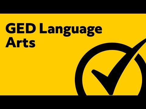 Amazing GED Language Arts 2018 Study Guide