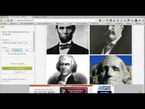 How to Create Interactive Collages Using PicMonkey and Thinglink